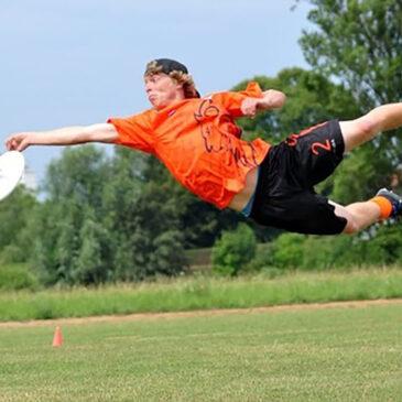Het WK Ultimate Frisbee
